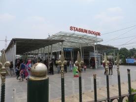 Trainstation Bogor