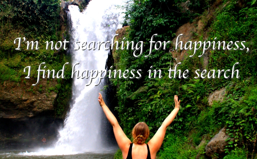The happiness offriendliness